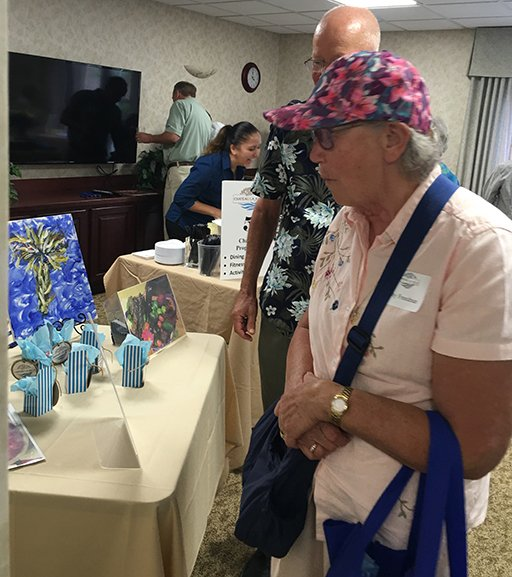 Sneak Peek Event Chateau La Jolla Retirement Community