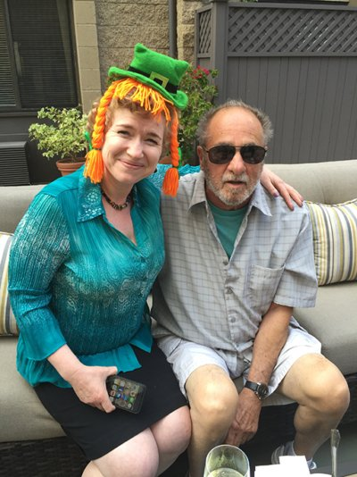 Pictures from our St. Patricks Day Party we had this year at our La Jolla Retirement Community, Chateau La Jolla.