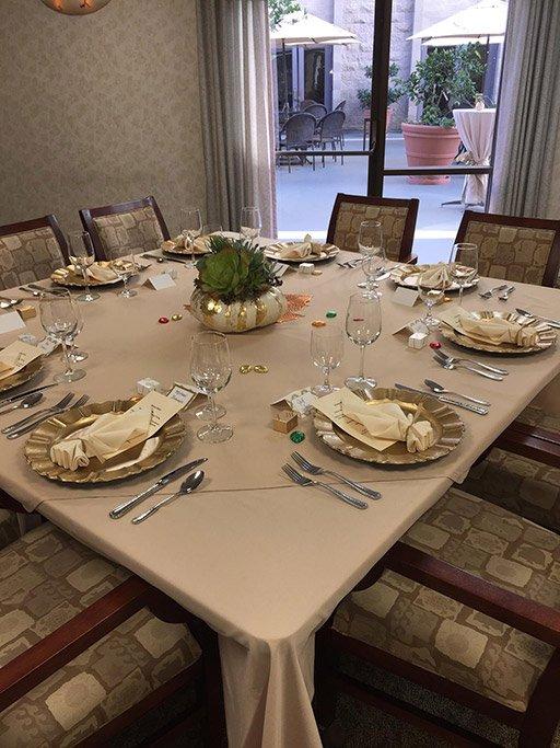 Harvest Dinner 2017
