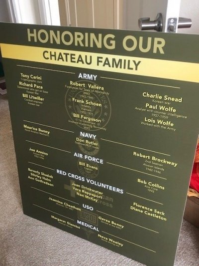 Honor Our Veterans Event