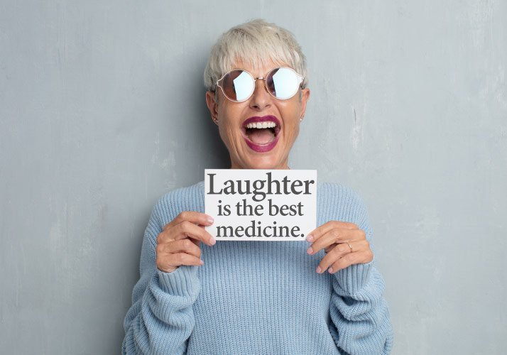 Laugh Therapy