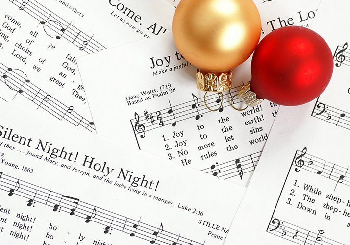 Evening holiday musical