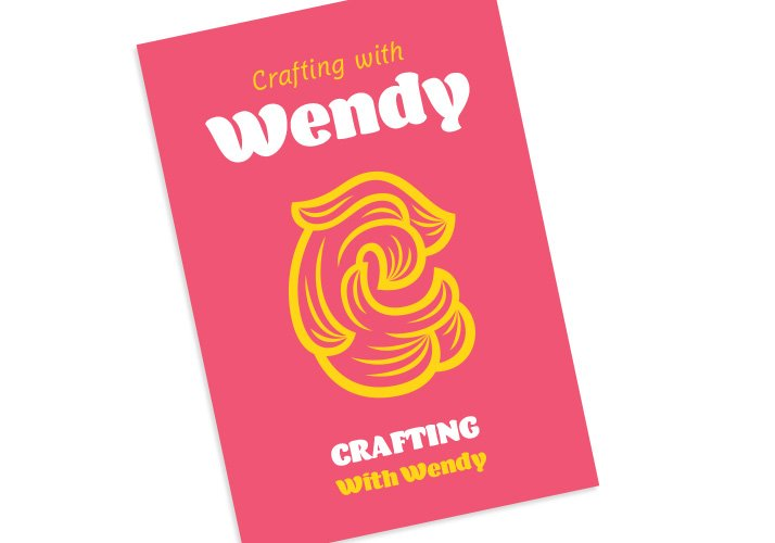 Crafting with Wendy