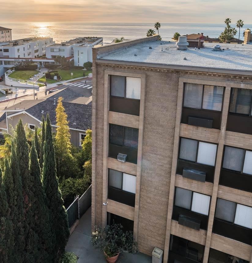 Chateau La Jolla Senior Apartments in La Jolla California